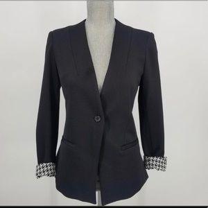 41 Hawthorn Large Dorie Blazer Jacket Black